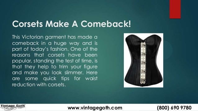 7 Tips For Waist Training With Corsets