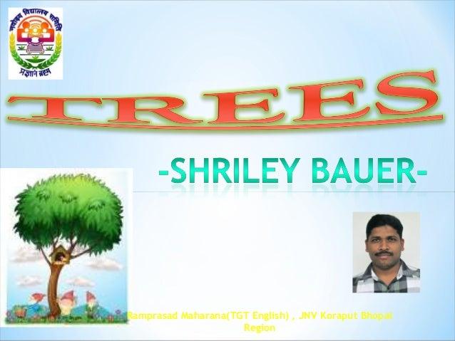 Ramprasad Maharana(TGT English) , JNV Koraput Bhopal Region