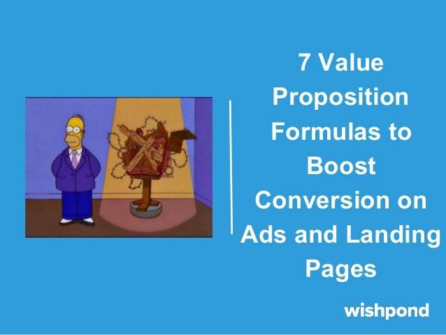 7 Value Proposition Formulas to Boost Conversion on Ads and Landing Pages