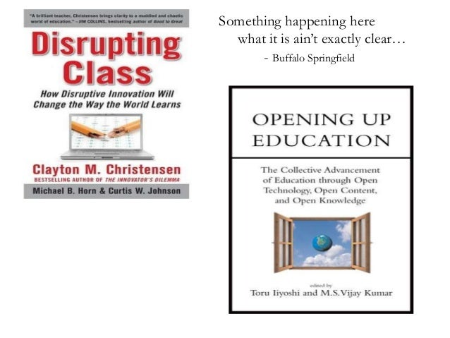 An unbounded arc of learning opportunities