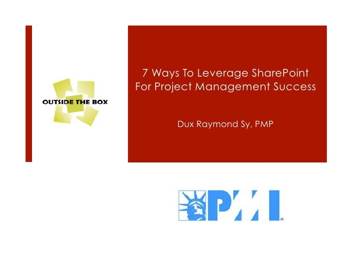 7 Ways To Leverage SP for PM Success