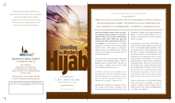 Hijab - Unveiling the Mystery