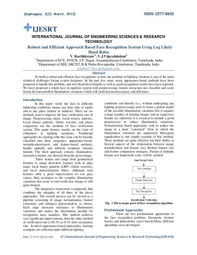 V.KARTHIKEYAN PUBLISHED ARTICLE