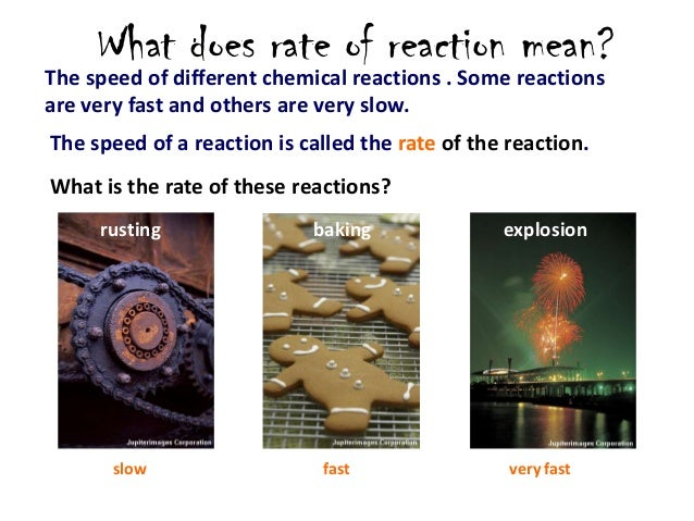 how fast are chemical reactions How fast does the reaction occur chemical equilibrium when a chemical reaction takes place in a container which prevents the entry or escape of any of the.