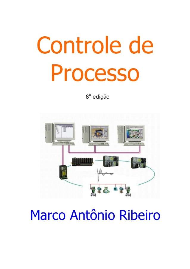 Controle de Processo 8a edição Marco Antônio Ribeiro
