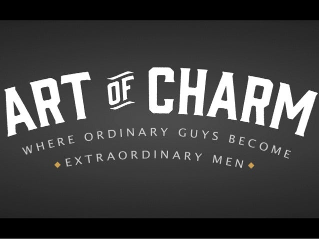 The Art of Charm @ Hustle Con - People Buy You