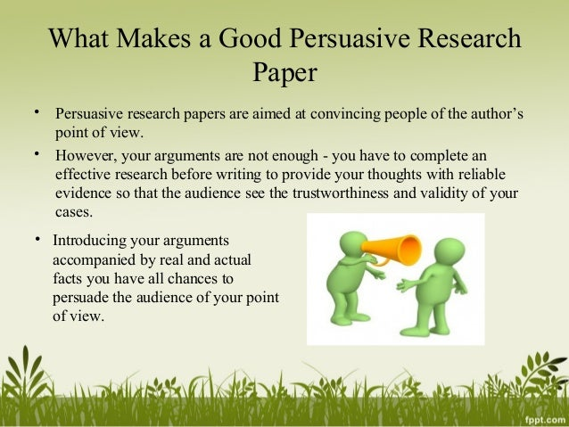 Good Topics for Research Paper
