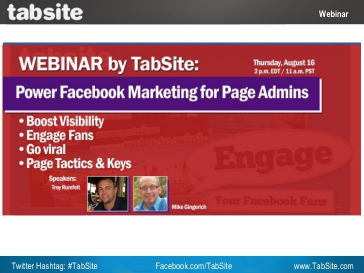 Facebook Marketing Power Tips for Page Admins