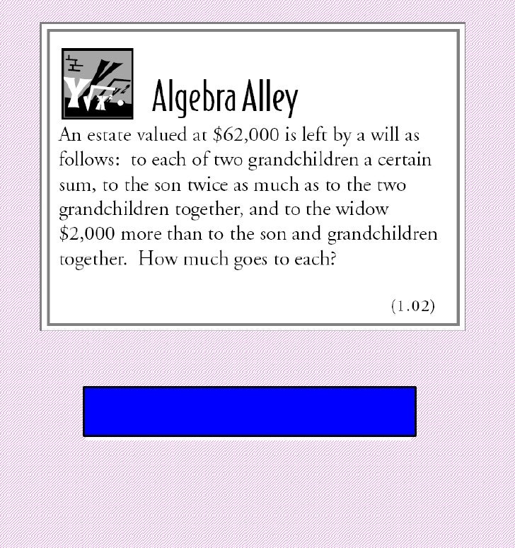 8.1 algebra