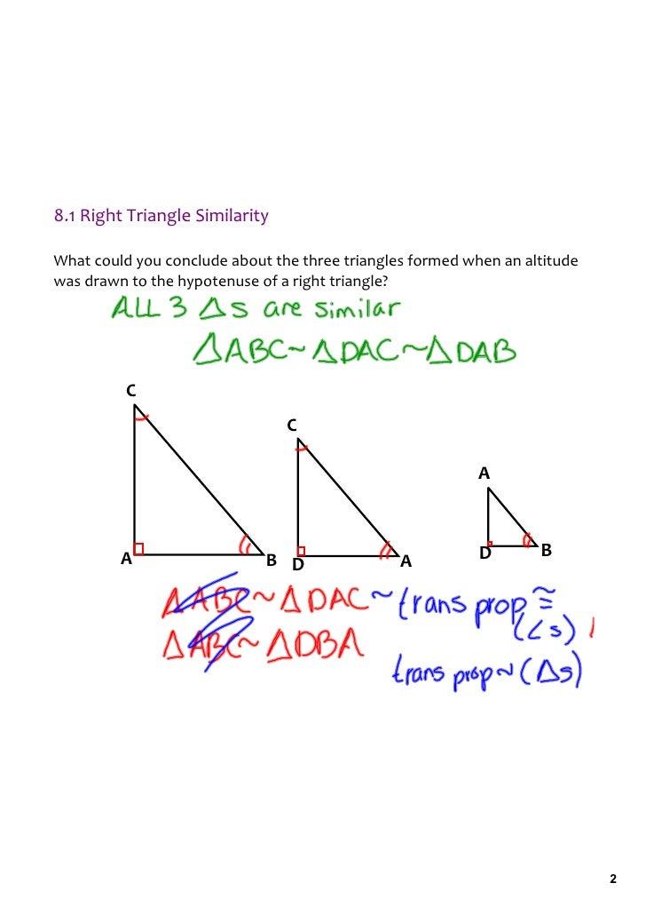Medians and Altitudes of Triangles  staticbigideasmathcom