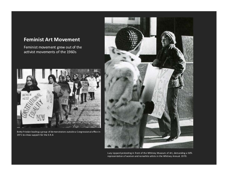 an analysis of the topic of the advent of the feminist movement and the role of women What happened to the women's movement by the first feminist movement in the united states women play a role in leadership of the environmental.
