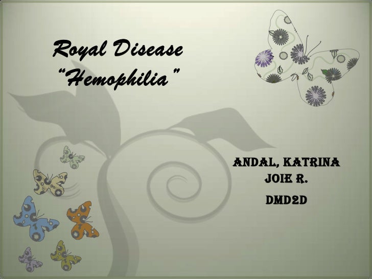 8. andal   royal disease