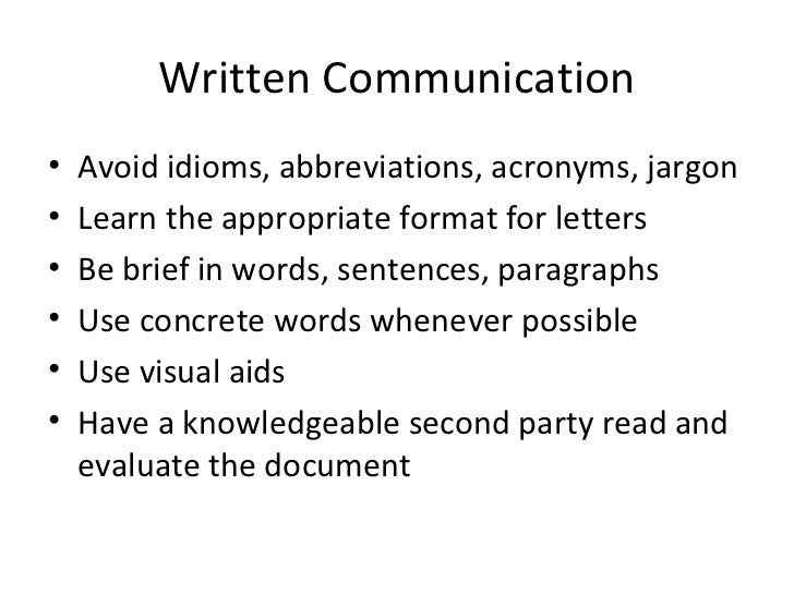 communicating effectively essay Learn the basics of writing an effective essay the five paragraph essay format provides the fundamental framework for writing an effective essay.