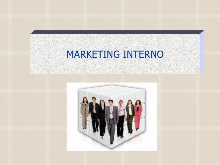 marketing interno