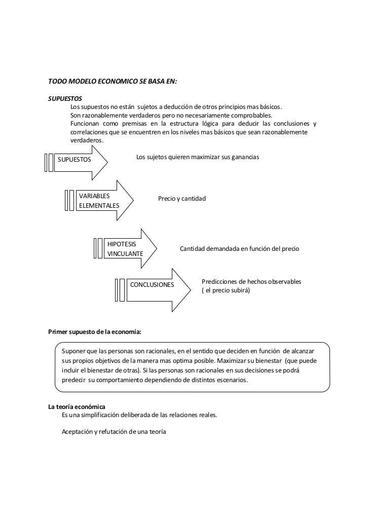 8.  modelos economicos y teoria economica