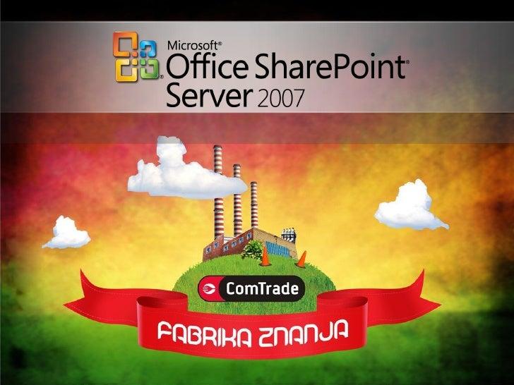 Microsoft SharePoint Server 2007