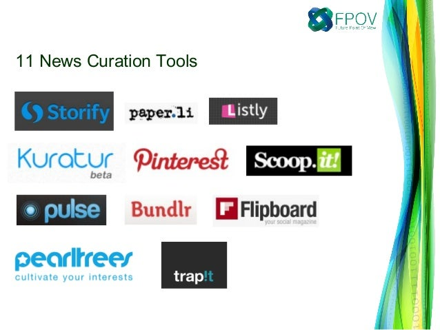 11 News Curation Tools