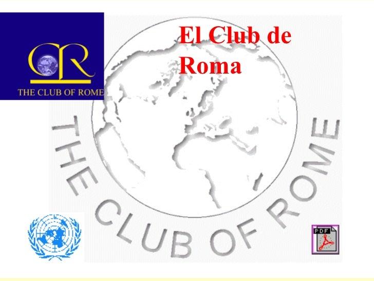 El Club deRoma