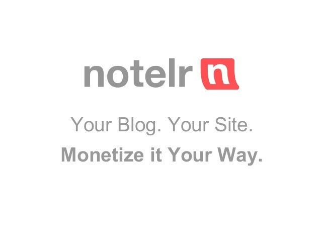 Rohey Livne, Notelr –Startup Pitch, WarmGun 2013