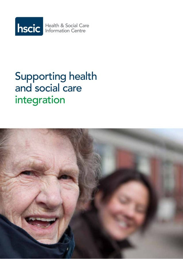 Supporting Health and Social Care Integration