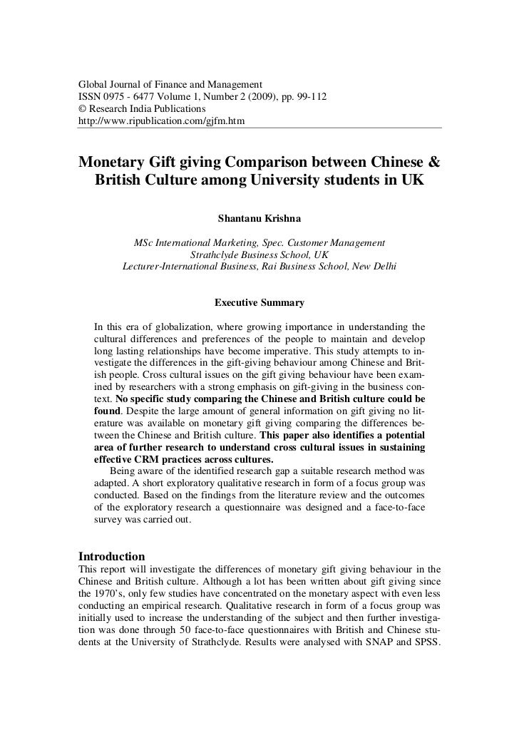 Global Journal of Finance and ManagementISSN 0975 - 6477 Volume 1, Number 2 (2009), pp. 99-112© Research India Publication...