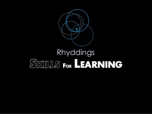 Rhyddings