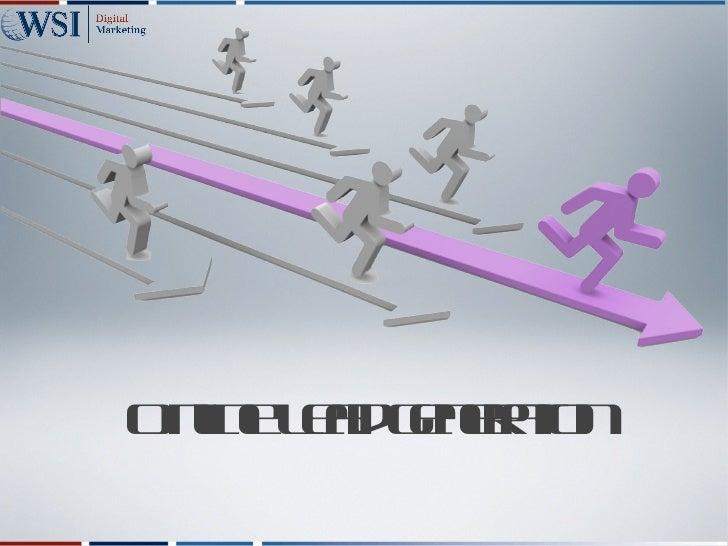 WSI - lead generation