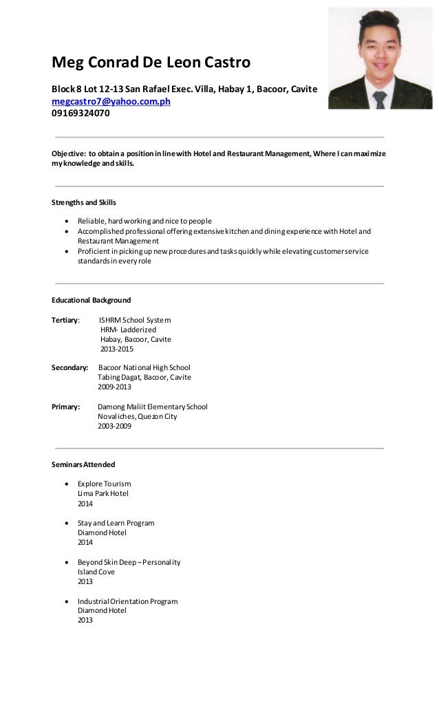 resume for students sles 28 images 10 graduate student