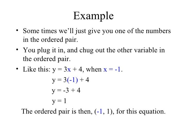 how to find an equation connecting two variables