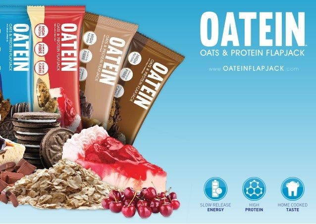 Oatein - Oats and Protein