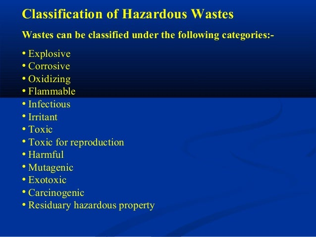 essay about harms of poisonous wastes Our body must get rid of these waste materials because their accumulation in the body is poisonous and harms us waste removal is called excretion the human body has different organs for the removal of wastes from the body.