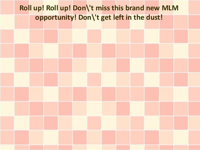 A Pre Launch MLM Strikes Again!