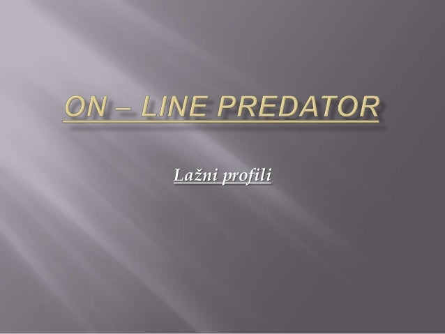 Lažni profili