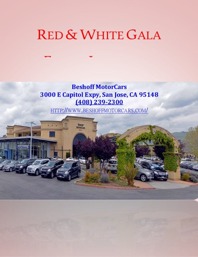 Red White Gala Sponsorships Available
