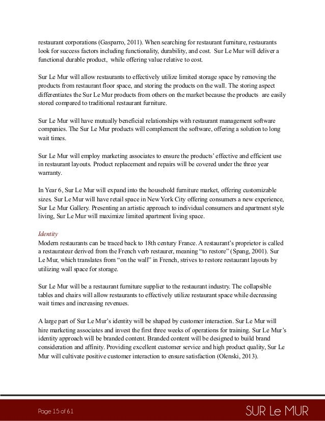 business offprint reprint restaurant pdf