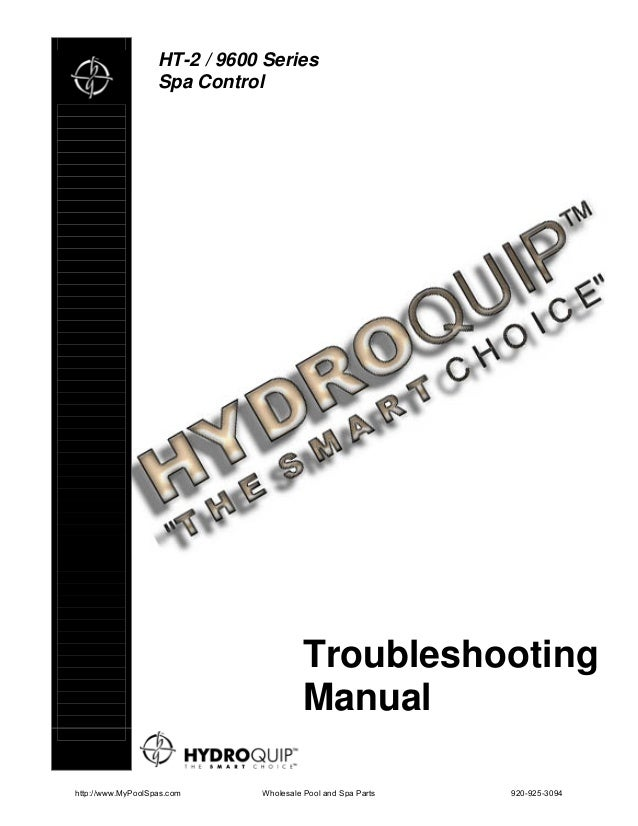 85 0066-c rev 1 hq ultimate troubleshooting manual