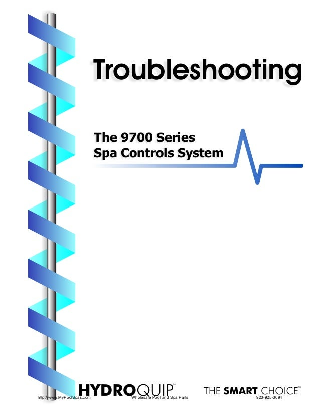 85 0066-c rev 2-9700_troubleshooting