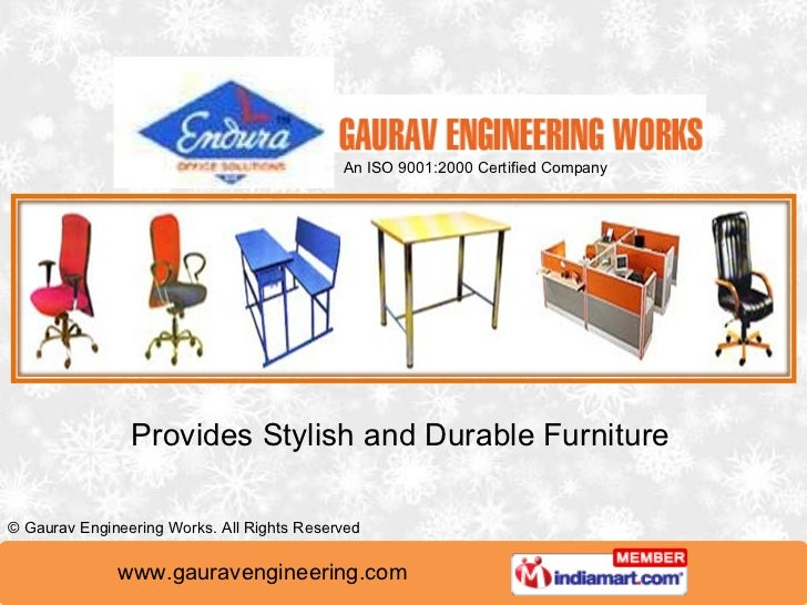 Provides Stylish and Durable Furniture
