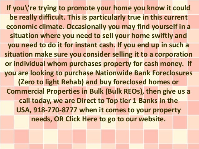 Putting Your Homes Up For Sale Fast
