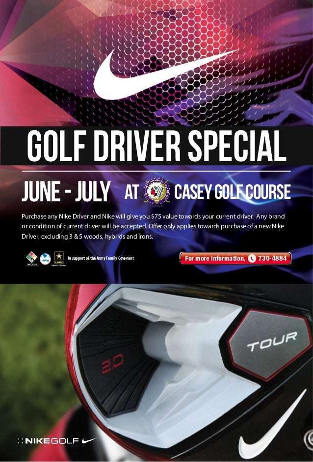 Golf Driver Special