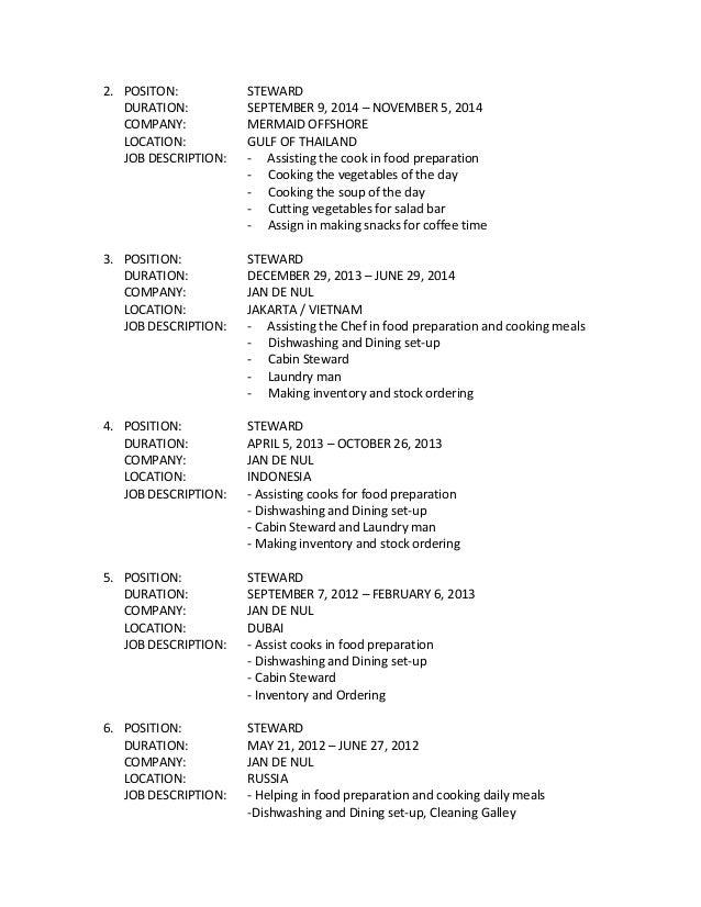 rig dp4 resume