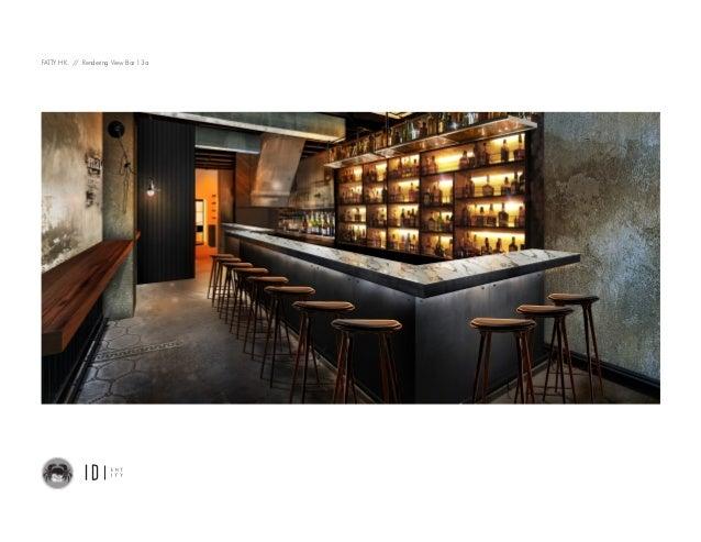 FATTY HK // Rendering View Bar 13a
