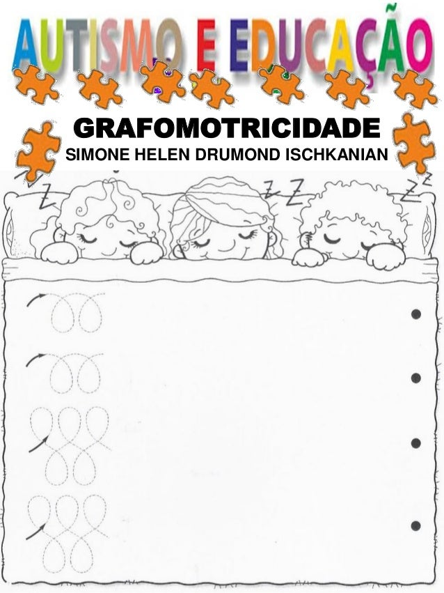 GRAFOMOTRICIDADE SIMONE HELEN DRUMOND ISCHKANIAN