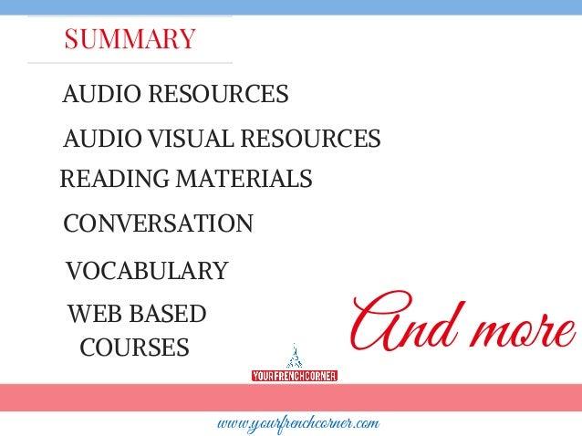 learn french free  pdf