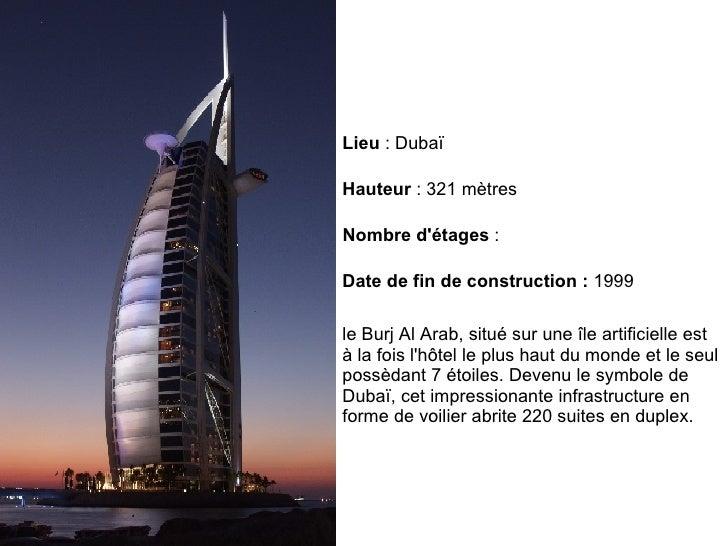 867 les plus grandes tours du monde for Les plus grandes tours du monde
