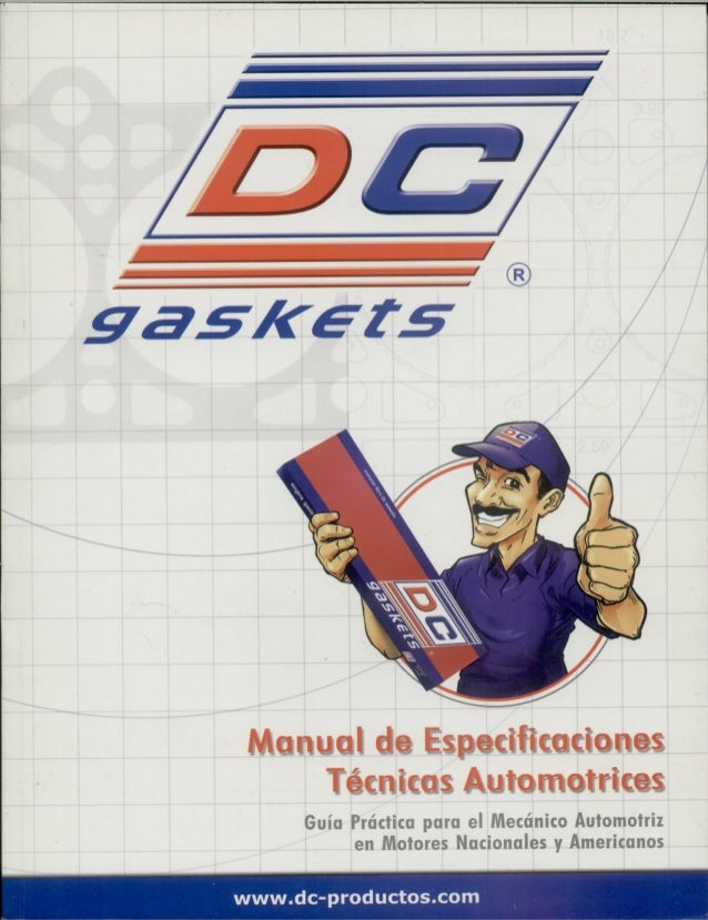 Manual de Especificaciones Técnicas Automotrices                                                                          ...