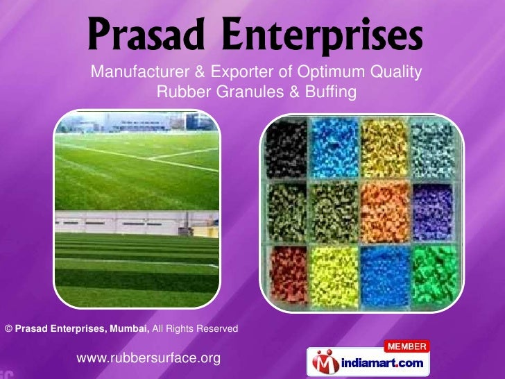 Manufacturer & Exporter of Optimum Quality Rubber Granules & Buffing <br />