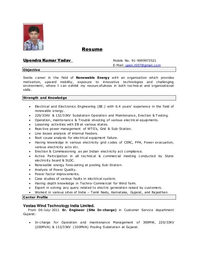 substation engineer resume sample acofincribs diary 7141775 ...