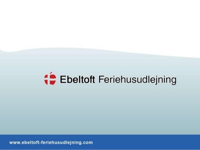 Ferienhäuser Ebeltoft Dänemark