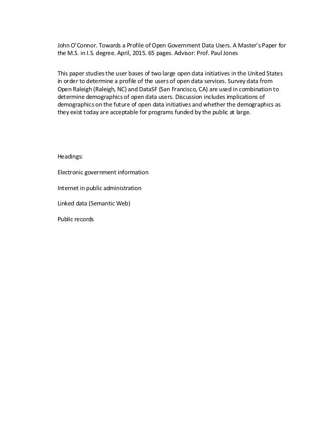 Master thesis in e-government initiativesE-government Master Thesis ...